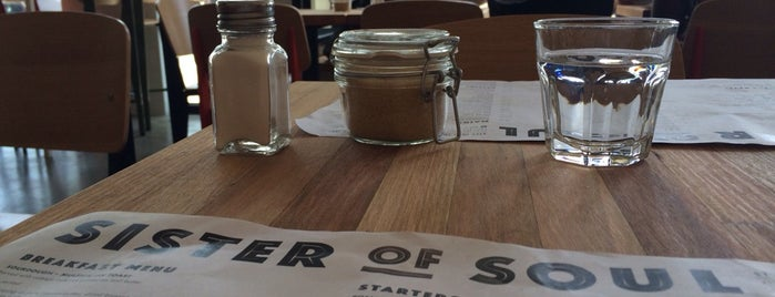 Sister of Soul is one of The 15 Best Places for a Healthy Food in Melbourne.