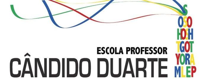 EREM Prof. Cândido Duarte is one of Prefeitura.