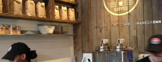 Jack's Stir Brew Coffee is one of The 15 Best Places for Third Wave Coffee in Greenwich Village, New York.