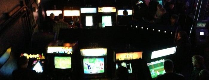 Ground Kontrol Classic Arcade is one of Portland.