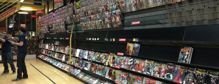 Midtown Comics is one of New York.
