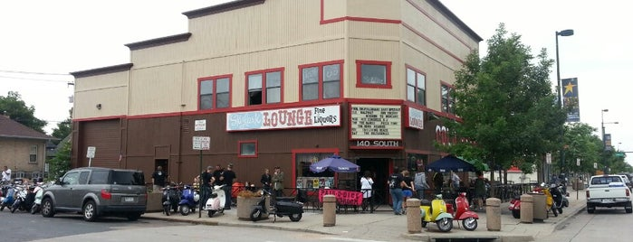 The Skylark Lounge is one of Colorado's Music Venues.