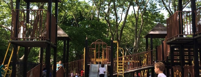 New Fort Greene Playground is one of Brooklyn.