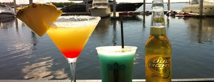 Duke's Retired Surfers Island Bar is one of A Must Happen!.