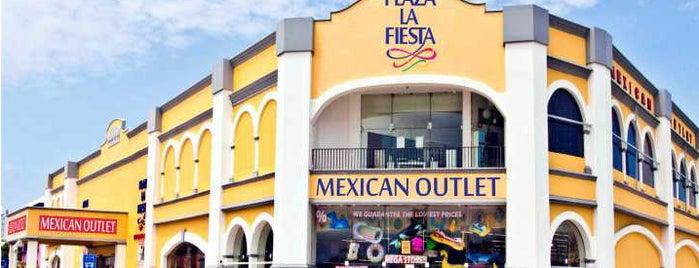 Plaza La Fiesta is one of Cancun.