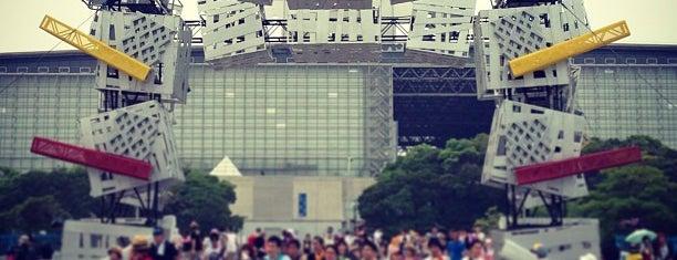 SUMMER SONIC 2013 Tokyo is one of Chad Baraan.