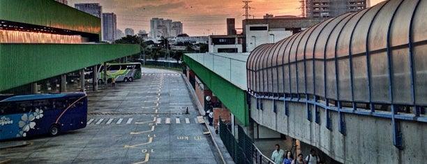 Terminal Rodoviário Barra Funda is one of São Paulo ABC, Bares/Cafés, Restaurantes Shoppings.