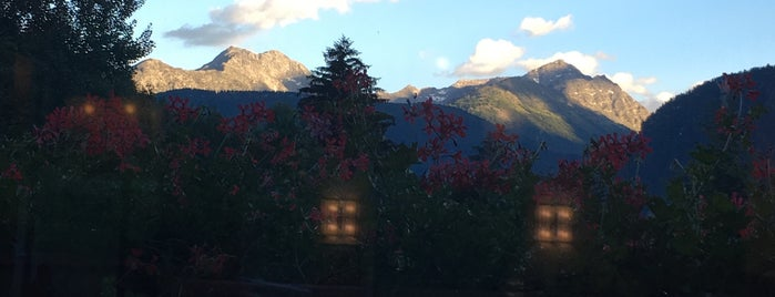 Grand Hotel Courmayeur is one of Mis hoteles favoritos.