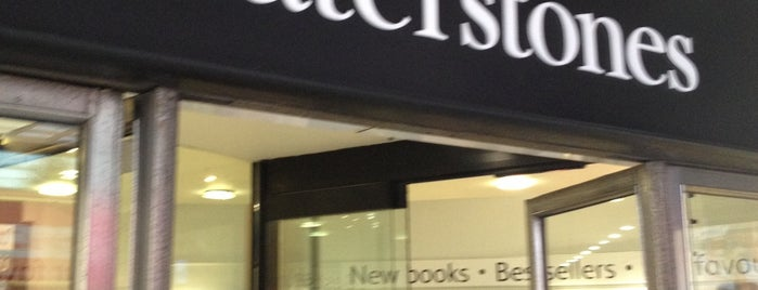Waterstones is one of London UK City Guide.