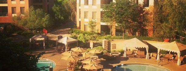 The Westin Kierland Villas, Scottsdale is one of USA 2012.