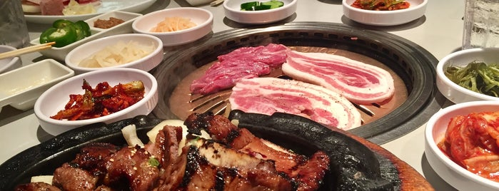 Yakiniku Seoul is one of chawaii.