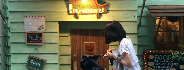 HATTIFNATT 吉祥寺 is one of 多摩地区お気に入りカフェ&レストラン.