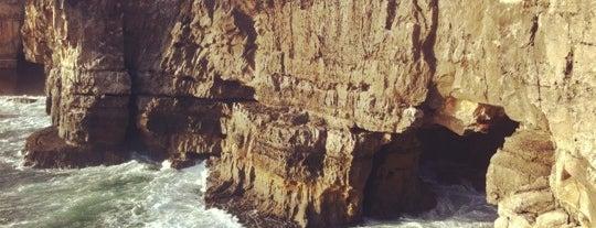 Boca do Inferno is one of Locais a visitar em Cascais.