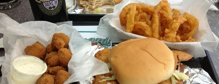 Edwards Drive-In Restaurant is one of A foodie's paradise! ~ Indy.