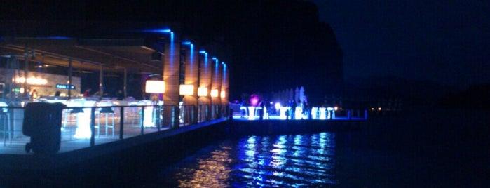 D-Hotel Maris Aqua Bar is one of Aegean Coast.