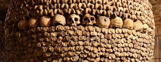 Catacombs of Paris is one of Place to visit in Paris.