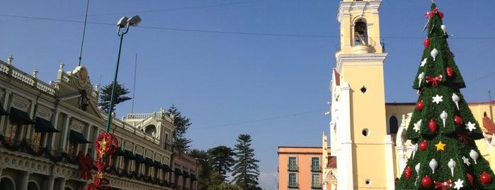 Plaza Lerdo is one of Muchos.