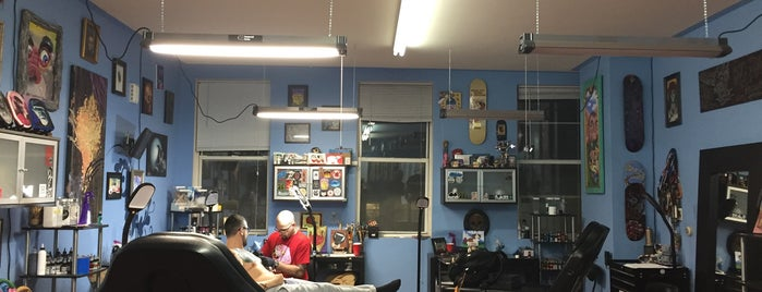 The 15 best hobby shops in new york city for Tattoo shops in new york