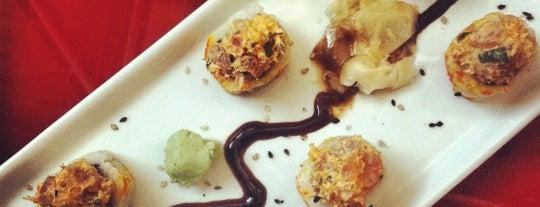Manekineko is one of Guia Rio Sushi by Hamond.