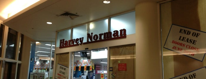 Harvey Norman is one of All-time favorites in Australia.
