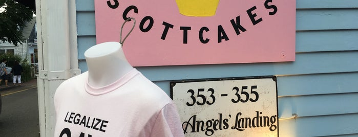ScottCakes is one of Provincetown.