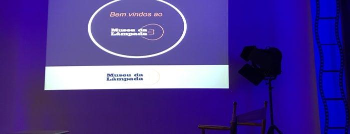 Museu da Lâmpada de São Paulo is one of São Paulo - O que tem por perto?.