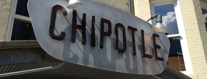 Chipotle Mexican Grill is one of Amazing Food: Washington DC.