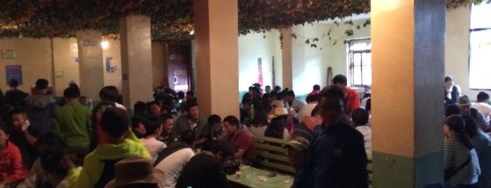光明甜茶馆 is one of #China.