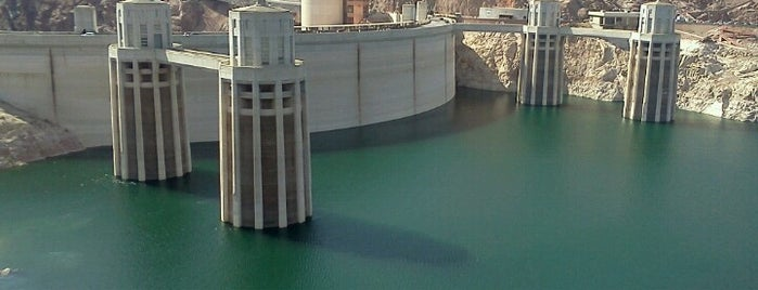 Hoover Dam Lookout is one of USA Trip 2013 - The Desert.