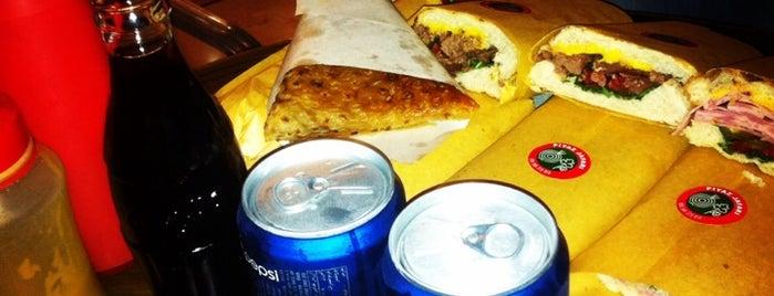Piyaz Jafari Sandwich is one of To go.