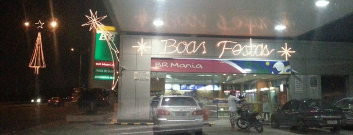 BR Mania is one of Posto de Gasolina de Manaus.