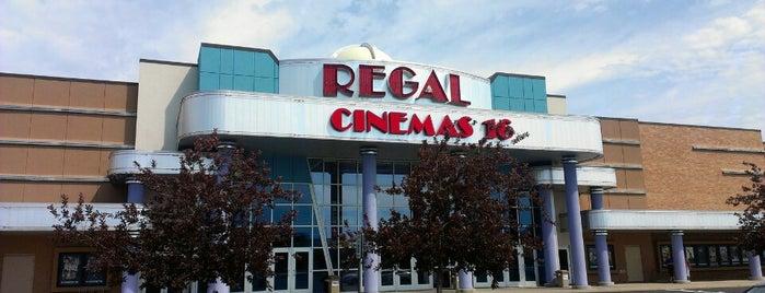 Regal Cinemas Eagan 16 is one of Guide to Eagan's best spots.