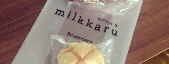 밀가루 is one of Bread.
