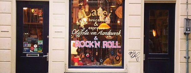 Latei is one of The 15 Best Cozy Places in Amsterdam.