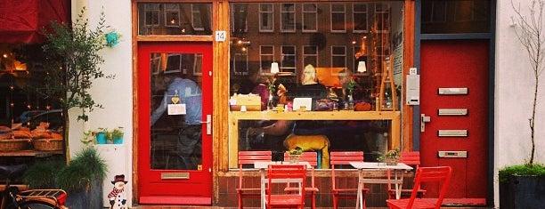 Coffee Bru is one of Amsterdam.
