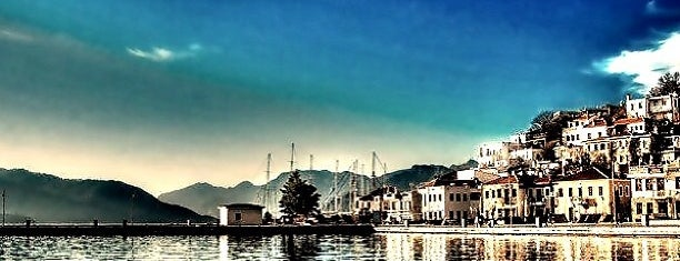 Marmaris Marina is one of South-West of Turkey.