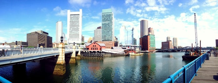 Boston Tea Party Ships and Museum is one of The 15 Best Places for Tours in Boston.