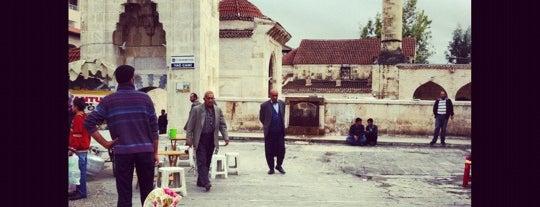 Yağ Camii is one of ŞubattaAdanaBaşkadır.