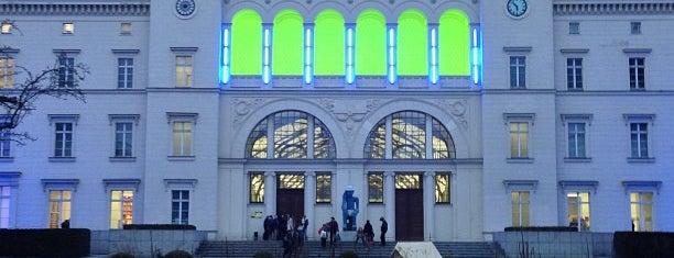 Hamburger Bahnhof - Museum für Gegenwart is one of CSSConf.eu's Favourites.