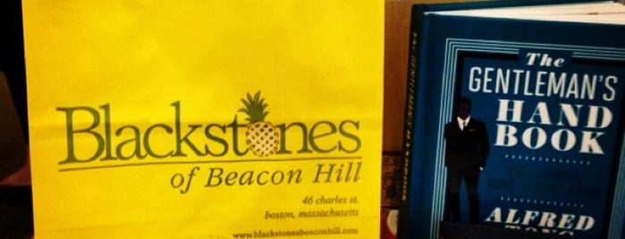 Blackstone's of Beacon Hill is one of Nearby Neighborhoods: Beacon Hill.