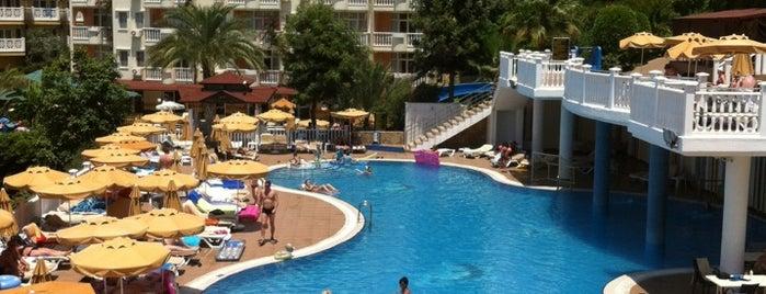 Club Paradiso Hotel & Resort is one of Turkiye Hotels.