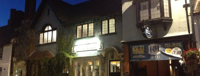 The Bell (Wetherspoon) is one of JD Wetherspoons - Part 1.