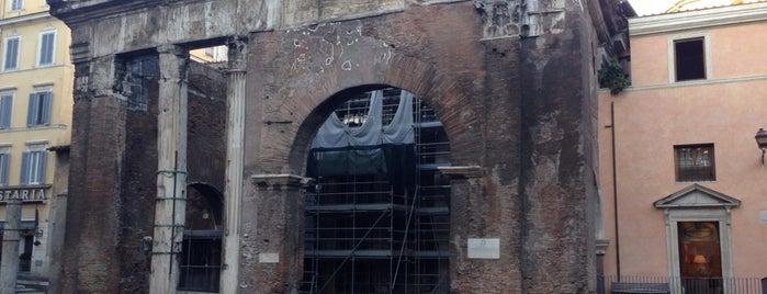 Portico d'Ottavia is one of 101 cose da fare a Roma almeno 1 volta nella vita.