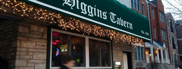 Higgins' Tavern is one of Brian's Favorite Dive Bars.