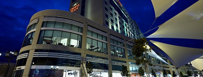 Crowne Plaza Istanbul - Asia is one of Temmuz 7 2017.