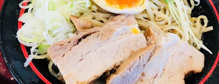 麺屋いばらき is one of 食事(行きたい).