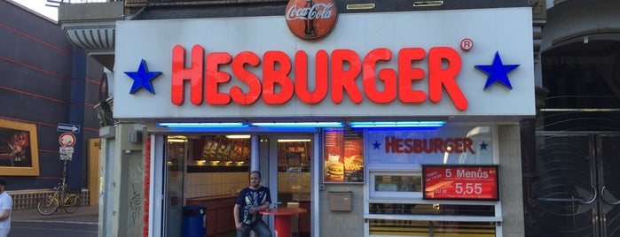 Hesburger is one of Must-visit Food in Hamburg.