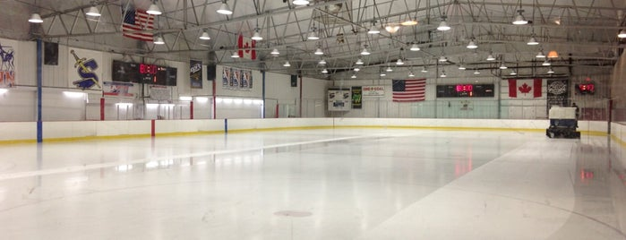All Seasons Ice Rink is one of Ice Rinks.