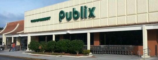 Publix is one of JAX , FL.