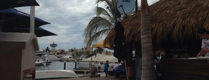 Dock7 is one of Mazatlan.